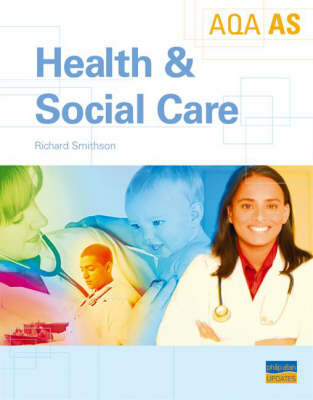 AQA AS Health and Social Care (Paperback)
