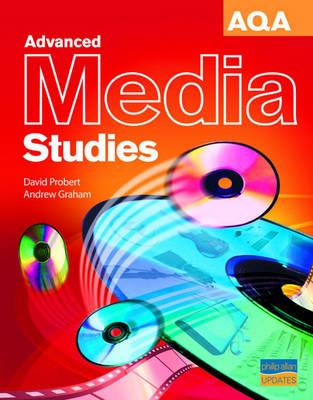 AQA Advanced Media Studies Textbook (Paperback)