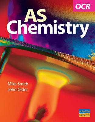 OCR AS Chemistry Textbook (Paperback)
