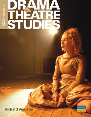 AQA Advanced Drama and Theatre Studies Textbook (Paperback)