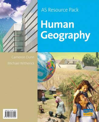 AS/A2 Human Geography Teacher Resource (Hardback)