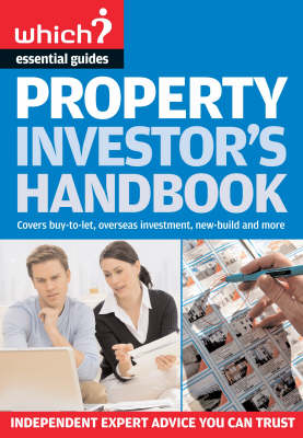 """The Property Investor's Handbook - """"Which?"""" Essential Guides (Paperback)"""