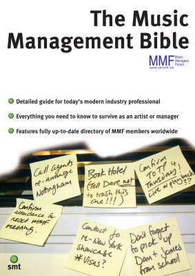 The Music Management Bible (Paperback)