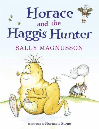 Horace and the Haggis Hunter (Paperback)