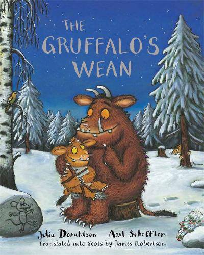 The Gruffalo's Wean (Paperback)