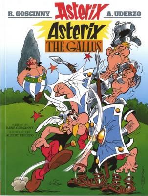Asterix the Gallus (Scots) (Paperback)