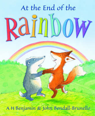 At the End of the Rainbow (Hardback)