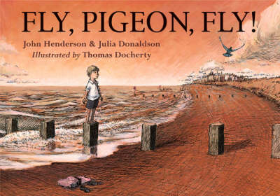 Fly, Pigeon, Fly! (Paperback)