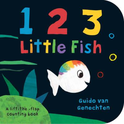 1 2 3 Little Fish! (Board book)