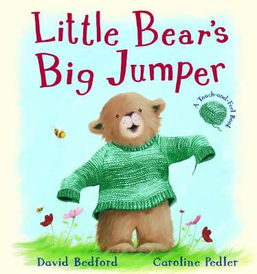 Little Bear's Big Jumper (Hardback)