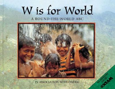 W is for World Big Book - World Alphabets