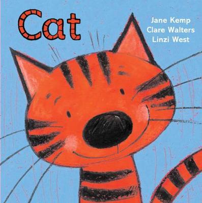 Cat (Board book)