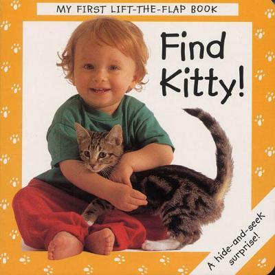 Find Kitty! (Board book)