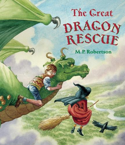 The Great Dragon Rescue (Paperback)