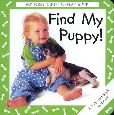 Find My Puppy! (Board book)