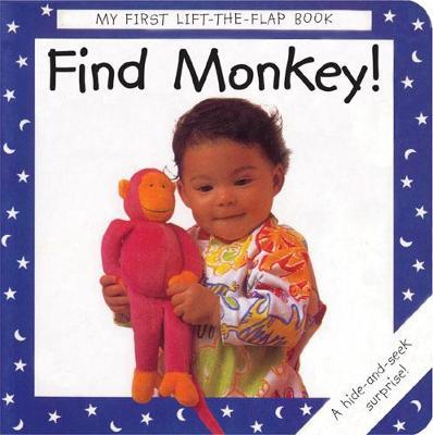Find Monkey! (Board book)