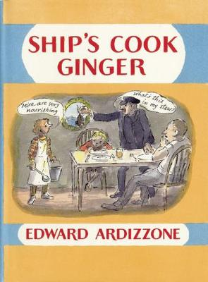 Ship's Cook Ginger - Little Tim (Hardback)