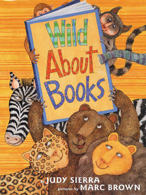Wild About Books (Paperback)