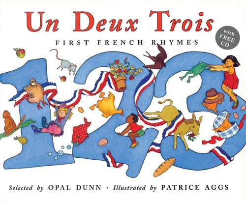 Un Deux Trois (Dual Language French/English) (Paperback)