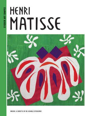 Henri Matisse - Sticker Art Shapes (Paperback)