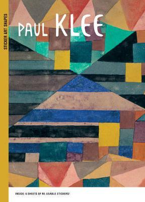 Paul Klee - Sticker Art Shapes (Paperback)