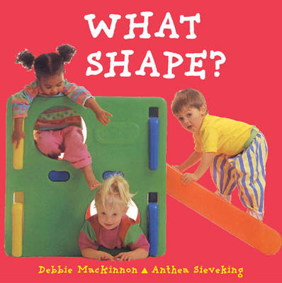 What Shape? (Paperback)