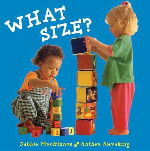 What Size? (Paperback)