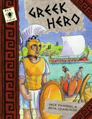 Greek Hero - Fly on the Wall (Hardback)
