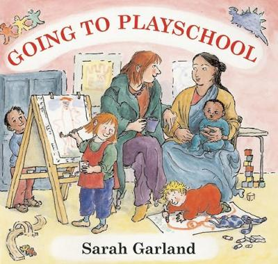 Going to Playschool (Hardback)