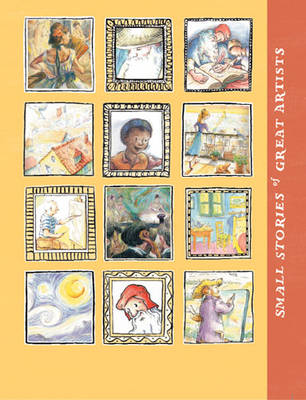 Small Stories of Great Artists (Hardback)