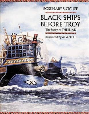 Black Ships Before Troy (Paperback)