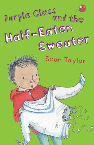 Purple Class and the Half-Eaten Sweater (Paperback)