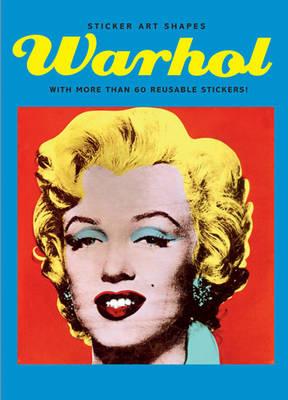 Warhol - Sticker Art Shapes (Paperback)