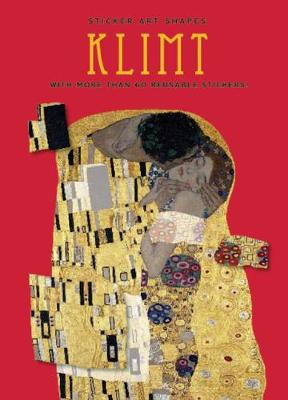 Klimt - Sticker Art Shapes (Paperback)