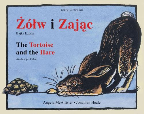 The Tortoise and the Hare: An Aesop's Fable (Hardback)