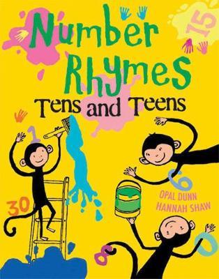 Number Rhymes: Tens and Teens (Hardback)