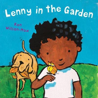 Lenny in the Garden (Hardback)