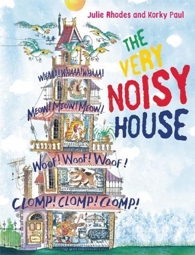 The Very Noisy House (Hardback)