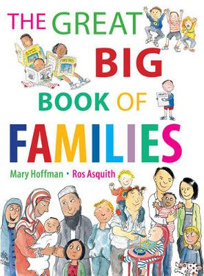 The Great Big Book of Families (Hardback)