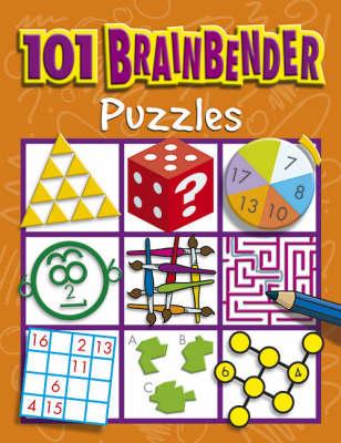 101 Brainbender Puzzles (Paperback)