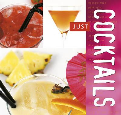 Cocktails - Just S. (Spiral bound)