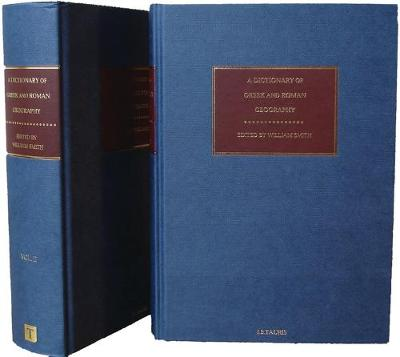 A Dictionary of Greek and Roman Geography (Hardback)