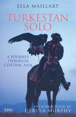 Turkestan Solo: A Journey Through Central Asia (Paperback)