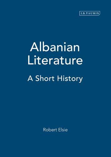 Albanian Literature (Hardback)