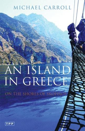 An Island in Greece: On the Shores of Skopelos (Paperback)