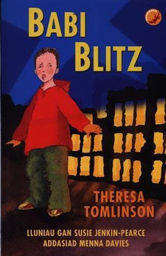 Cyfres Madfall: Babi Blitz (Paperback)