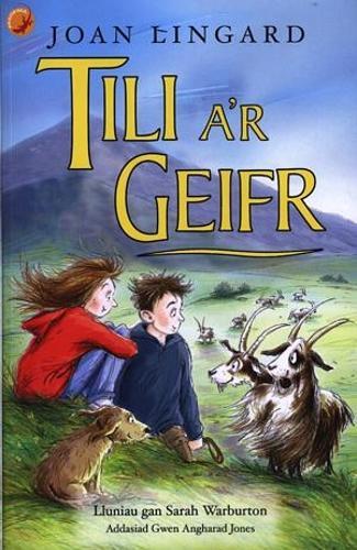 Cyfres Madfall: Tili a'r Geifr (Paperback)