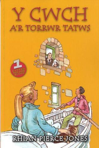 Cyfres Sglods Blods: 1. Cwch a'r Torrwr Tatws, Y (Paperback)
