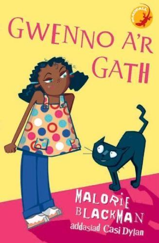 Cyfres Madfall: Gwenno a'r Gath (Paperback)