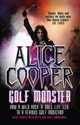 Alice Cooper (Paperback)